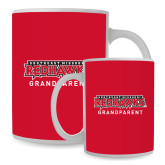Bookstore Full Color White Mug 15oz-Grandparent