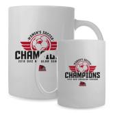 Bookstore Full Color White Mug 15oz-2019 Womens Soccer Champions