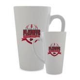 Bookstore Full Color Latte Mug 17oz-Playoffs Football Design 2018
