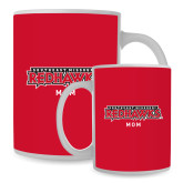 Bookstore Mom Full Color White Mug 15oz-Mom