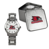 Bookstore Mens Stainless Steel Fashion Watch-Primary Logo