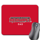 Bookstore Full Color Mousepad-Dad