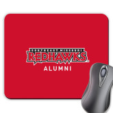 Bookstore Full Color Mousepad-Alumni