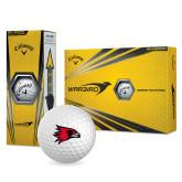 Bookstore Callaway Warbird Golf Balls 12/pkg-Hawk Head
