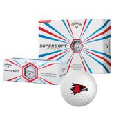 Bookstore Callaway Supersoft Golf Balls 12/pkg-Hawk Head