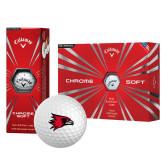 Bookstore Callaway Chrome Soft Golf Balls 12/pkg-Hawk Head