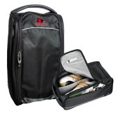 Bookstore Cutter & Buck Tour Deluxe Shoe Bag-Primary Logo