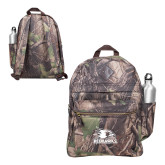 Bookstore Heritage Supply Camo Computer Backpack-Primary Logo
