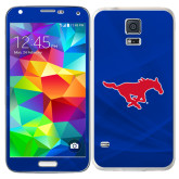 Galaxy S5 Skin-Official Outlined Logo
