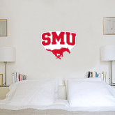 1 ft x 1 ft Fan WallSkinz-SMU w/Mustang