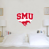2 ft x 2 ft Fan WallSkinz-SMU w/Mustang
