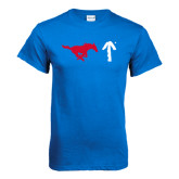 Royal T Shirt-Pony Up