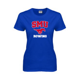 Ladies Royal T Shirt-Rowing