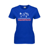 Ladies Royal T Shirt-Equestrian Design