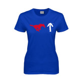 Ladies Royal T Shirt-Pony Up