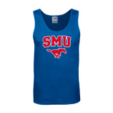 Royal Tank Top-SMU w/Mustang