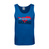 Royal Tank Top-#PonyUpTempo Lock Arms
