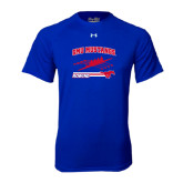 Under Armour Royal Tech Tee-Rowing Design