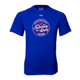 Under Armour Royal Tech Tee-Swim and Dive Design
