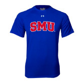 Under Armour Royal Tech Tee-Block SMU
