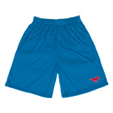 Performance Classic Royal 9 Inch Short-Official Outlined Logo