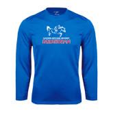 Syntrel Performance Royal Longsleeve Shirt-Equestrian Design