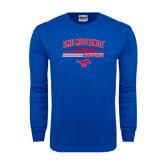 Royal Long Sleeve T Shirt-Rowing Profile Design