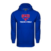 Under Armour Royal Performance Sweats Team Hood-Track and Field