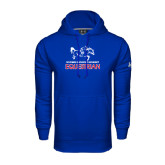 Under Armour Royal Performance Sweats Team Hood-Equestrian Design