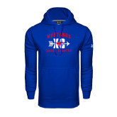 Under Armour Royal Performance Sweats Team Hoodie-Cross Country Design
