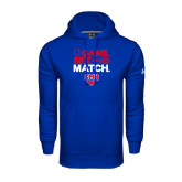 Under Armour Royal Performance Sweats Team Hood-Game Set Match