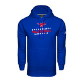 Under Armour Royal Performance Sweats Team Hood-Can You Dig It