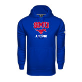 Under Armour Royal Performance Sweats Team Hoodie-Alumni