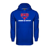 Under Armour Royal Performance Sweats Team Hoodie-Cross Country