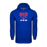 Under Armour Royal Performance Sweats Team Hood-Rowing