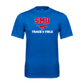Syntrel Performance Royal Tee-Track and Field