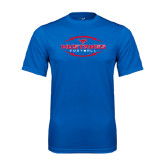 Syntrel Performance Royal Tee-Athletic Mustangs in Football