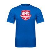 Performance Royal Tee-A Century of SMU Athletics