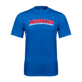 Syntrel Performance Royal Tee-Arched Mustangs
