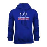 Royal Fleece Hoodie-Equestrian Design