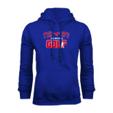 Royal Fleece Hoodie-Tee Off Design