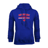 Royal Fleece Hoodie-Rowing Profile Design