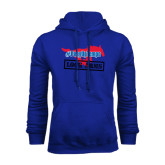 Royal Fleece Hoodie-#PonyUpTempo Lock Arms