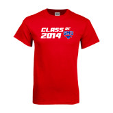 Red T Shirt-SMU Class of Design