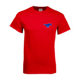 Red T Shirt-Official Outlined Logo