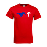 Red T Shirt-Pony Up