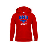 Youth Red Fleece Hoodie-Spirit