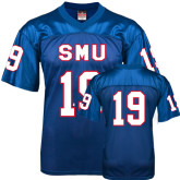 Replica Royal Blue Adult Football Jersey-#19