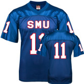Replica Royal Blue Adult Football Jersey-#11