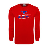 Red Long Sleeve T Shirt-Can You Dig It